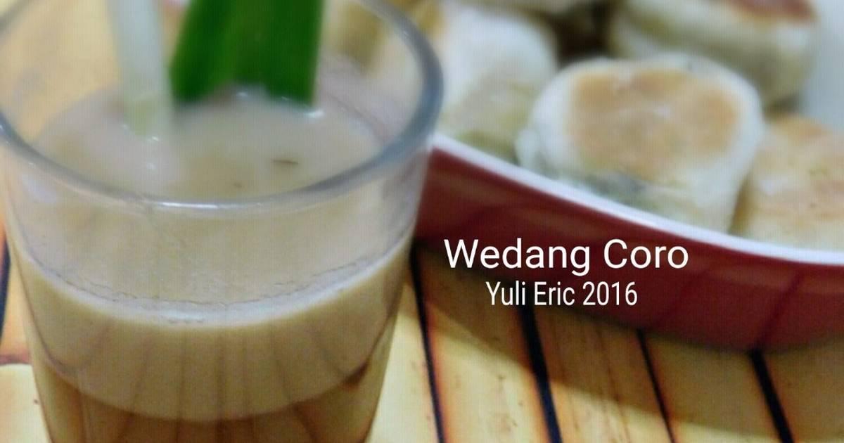 Resep Wedang Coro