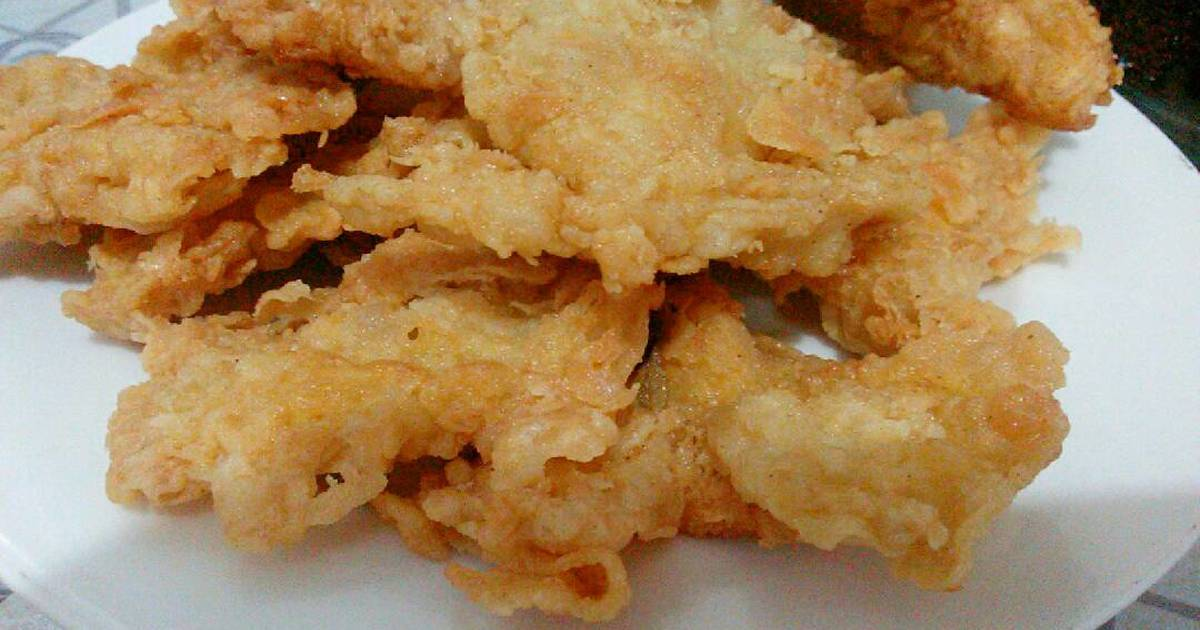 resep jamur crispy oleh dila mantri   cookpad