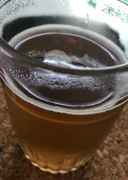 Minuman hangat tradisional pelega tenggorokan