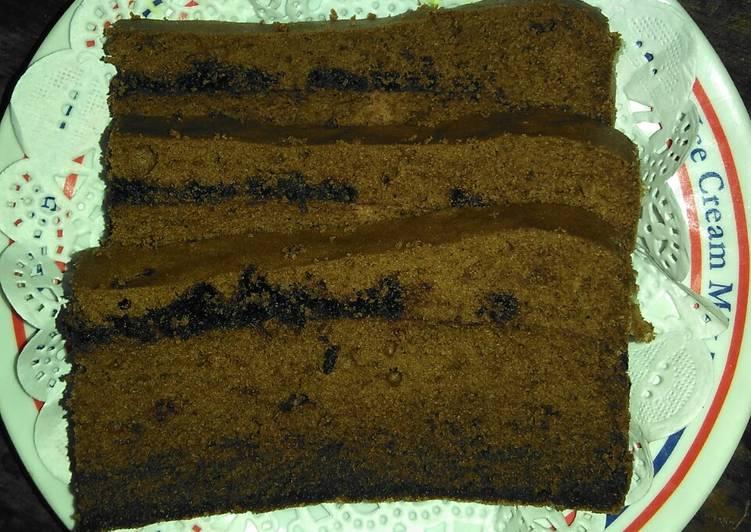 Brownis chocolatos (chocolate drink) #Bikinramadanberkesan