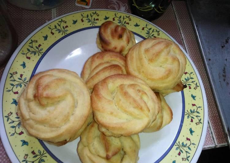 Resep Kue sus (vla vanilla & coklat) Kiriman dari nawnana