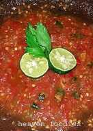 Sambal Tomat Jeruk Limau