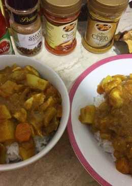 Kare Jepang (Japanese curry)