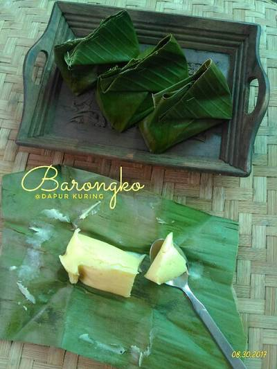 Barongko#indonesiamemasak