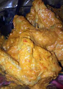 Rendang ayam sederhana