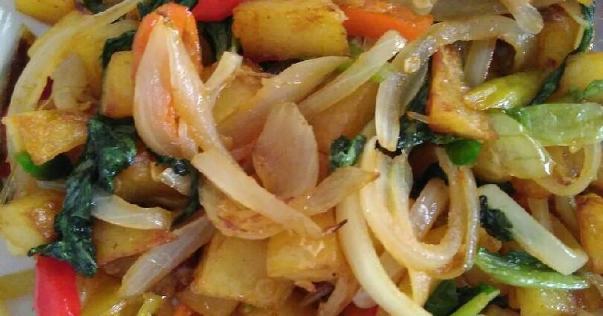 Resep Oseng2 kentang simple dan sehat no msg oleh Alia ...