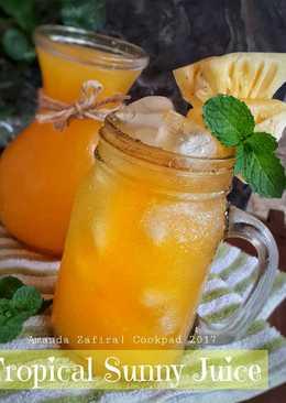 Tropical Sunny Juice
