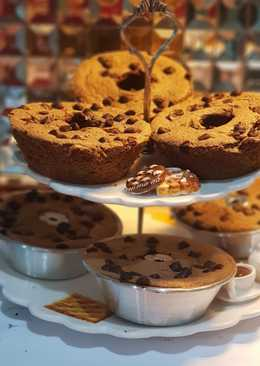 Chiffon mini coklat cake #KamisManis
