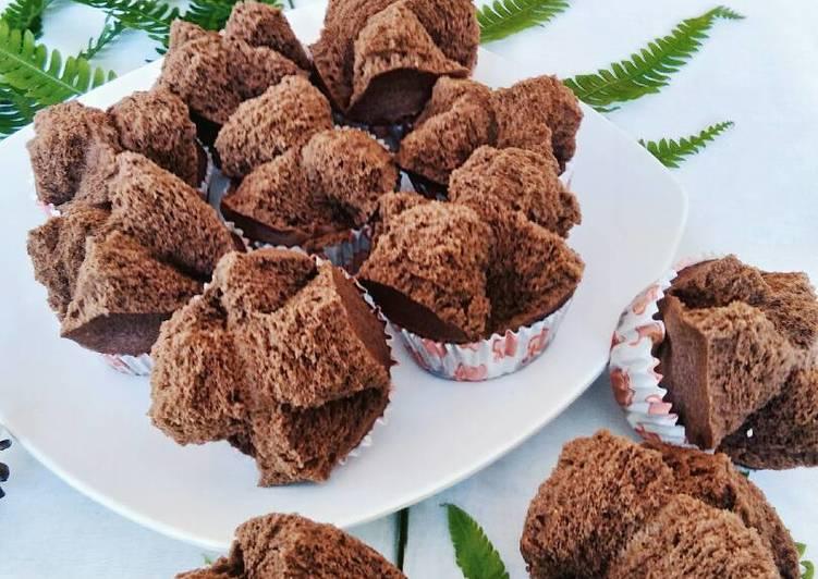 Resep Bolu Jadul Coklat Anti Gagal: Resep Bolu Kukus Coklat Anti Bantat Oleh Tania Indriana
