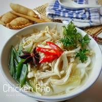 Chicken Pho (Sup Ayam Vietnam)