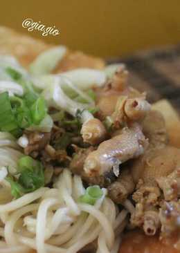 Mie Ayam Yamin