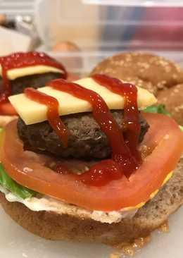 Original Burger Bekal Anak
