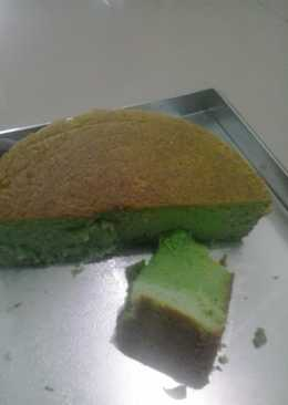 Sponge cake ala kadarnya