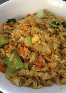 Nasi Goreng Sayur