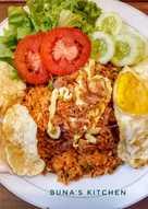 Nasi Goreng Padang Original (no msg)