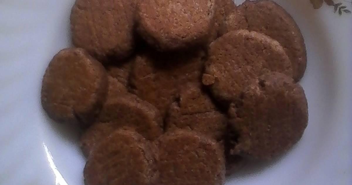 Resep Cookies coklat sederhana