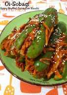 Oi sobagi [Kimchi Timun] #pekaninspirasi #Adaapadengantimun