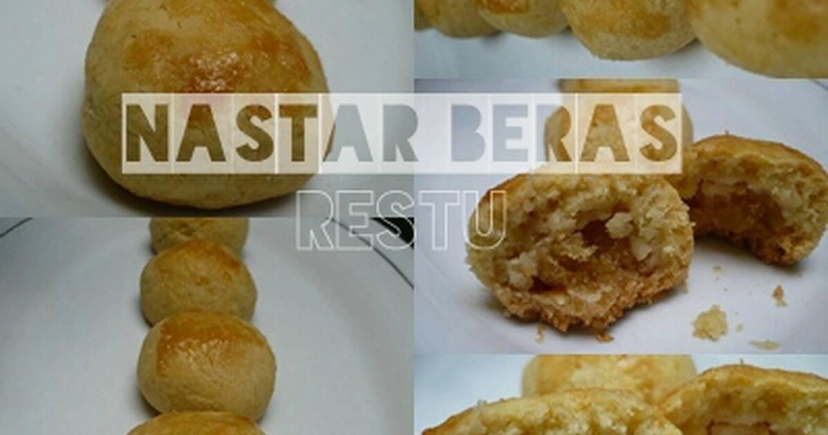 Resep NASTAR BERAS (Nastar Gluten Free)