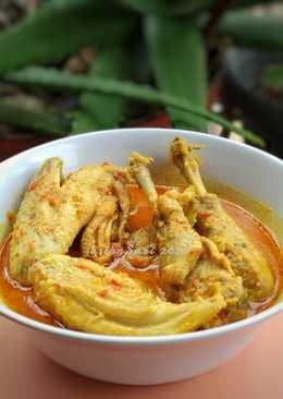Gulai Ayam Kampung (tanpa msg)