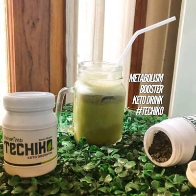 Metabolism Booster Keto Drink #ketopads_cp_techiko