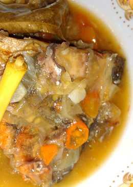 Ikan bawal asam manis pedas