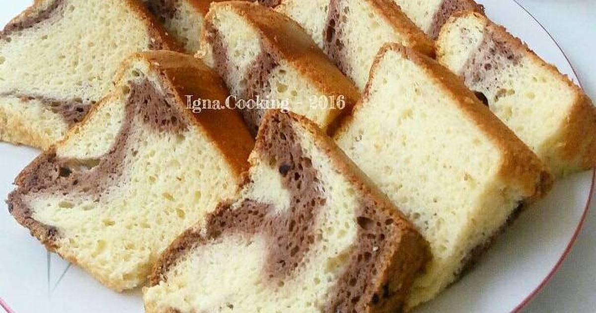 Resep Marble Chiffon Cake