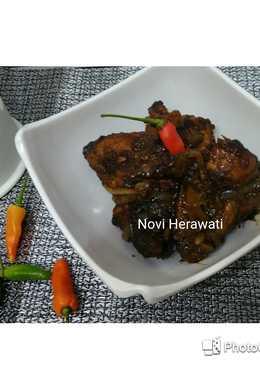 Semur Ayam Mentega #Rabubaru