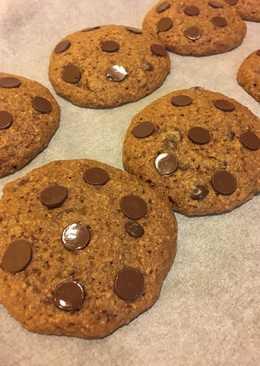 Cookies cokelat sehat!