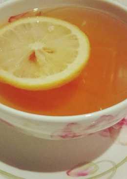 Lemon tea anget