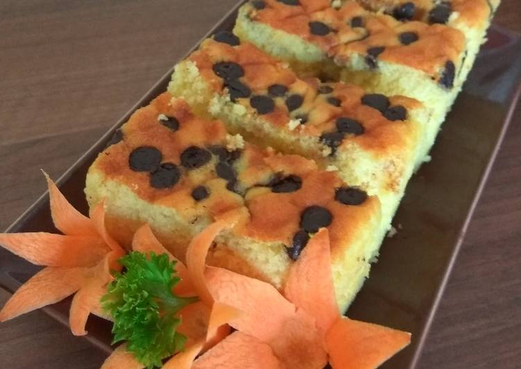 Resep Cake Tanpa Telur Jtt: Resep Cake Kentang Lembut (tanpa SP, 2 Telur Aja) Oleh