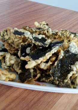"""Tempura Seaweed ala ala""""TAO KAE NOI"""""""
