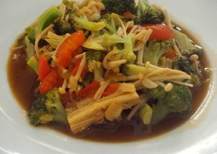 Aneka Resep Sayur Brokoli Untuk Anak