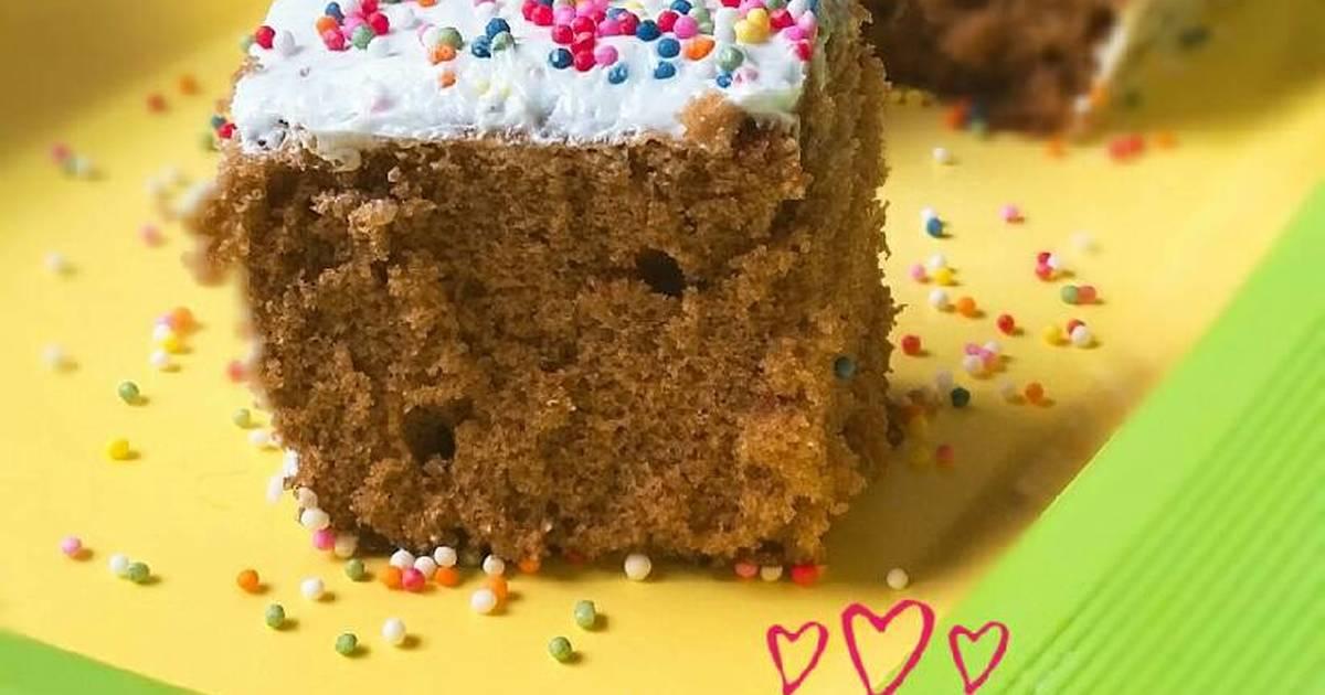 Resep Cake Tape Jadul: Bolu Jadul Coklat