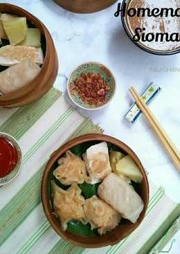 Siomay Ayam Udang #PR_dibumbukacangin