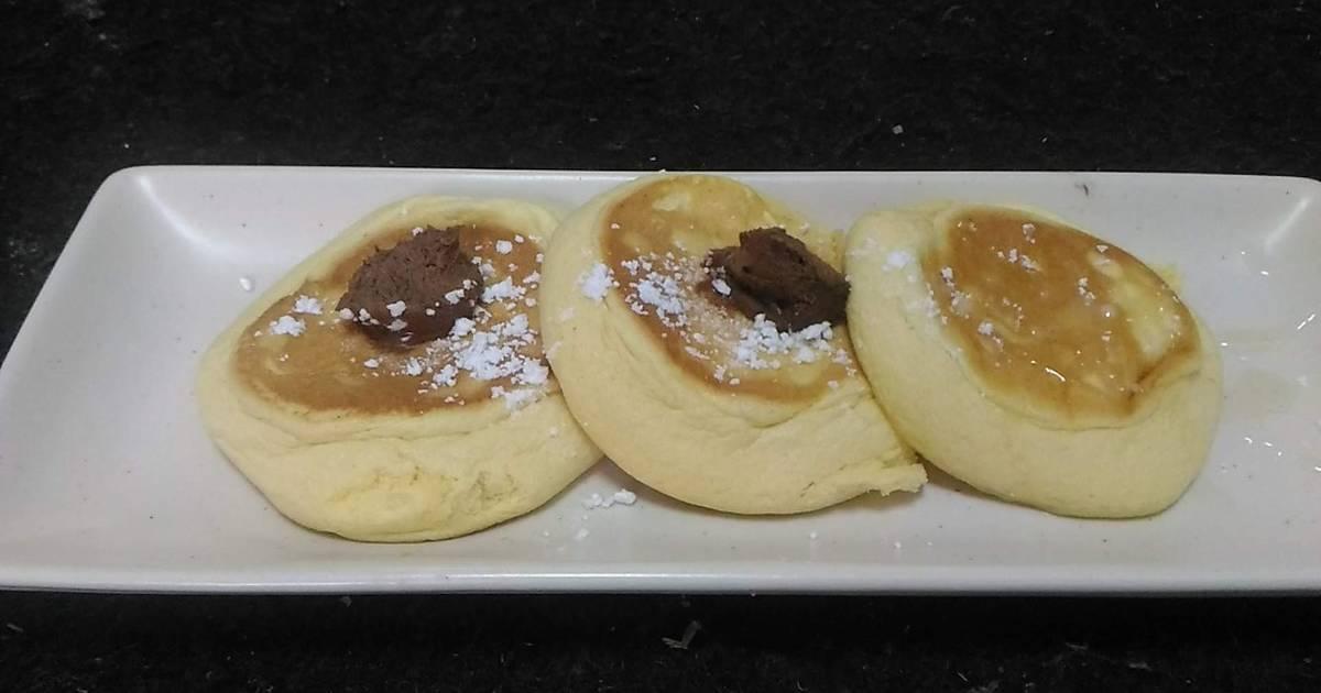Resep Banana Cake Ala Jepang: 24 Resep Fluffy Pancake Ala Jepang Enak Dan Sederhana