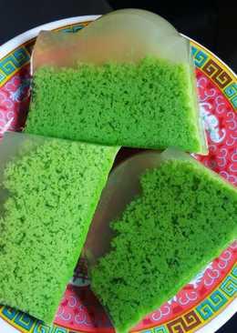 Pudding Lumut (tanpa Amis & Pahit)