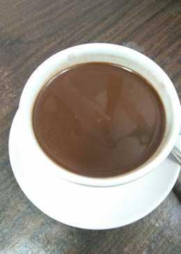 Hot chocolate kental