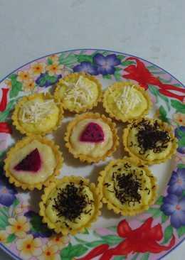 Pie vla durian pop ice