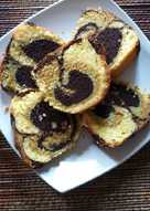 Marmer Cake ala Chenniezhang