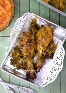 28. Ayam Goreng Lengkuas