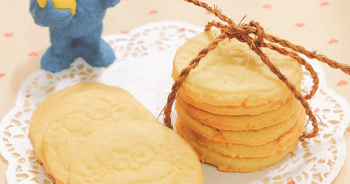 Resep Vanilla Almond Cookies