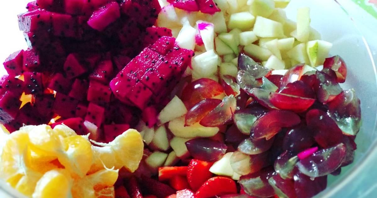 Resep Salad Buah Sederhana
