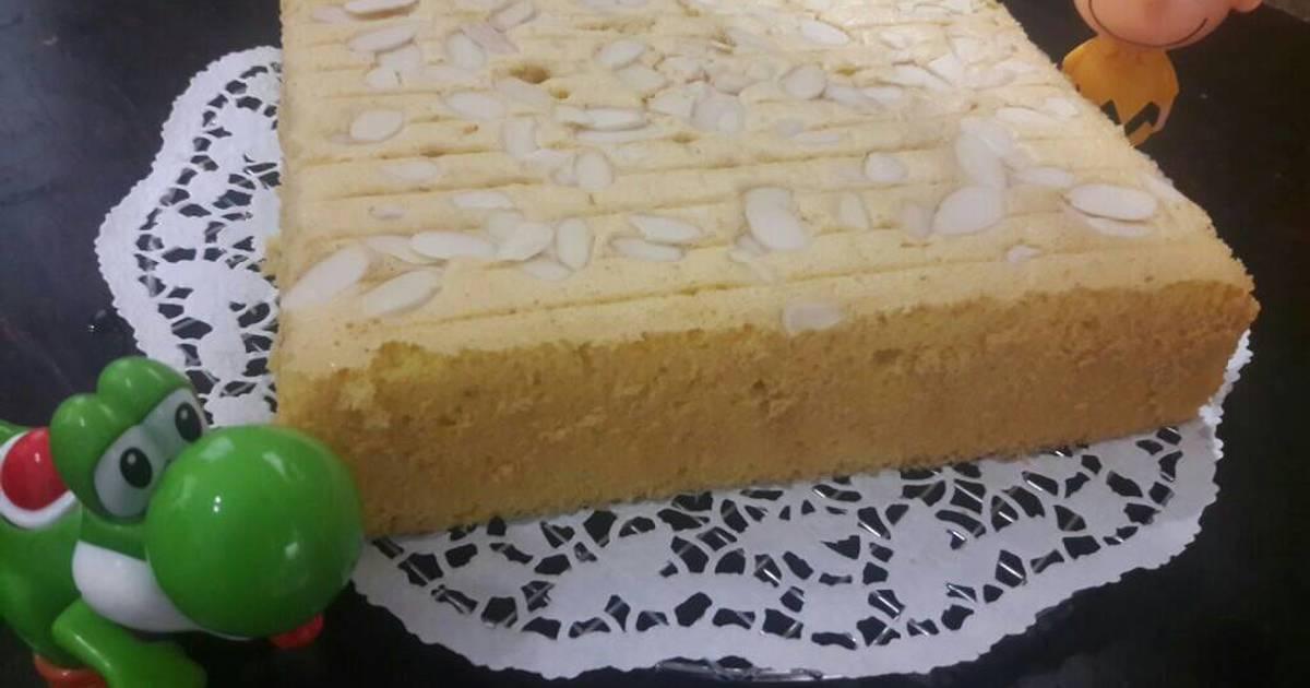Resep Sponge Cake Dasar (ncc) Oleh TanDebby