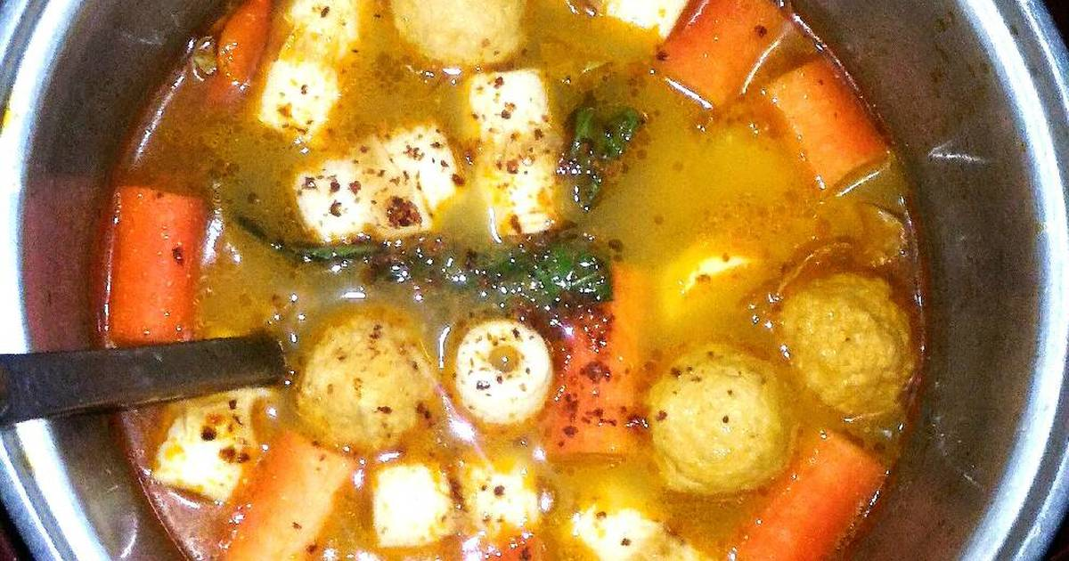 shabu shabu   78 resep   cookpad