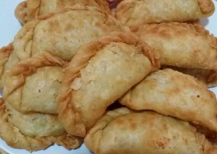 Resep Pastel renyah recook resep amei Kiriman dari chippa