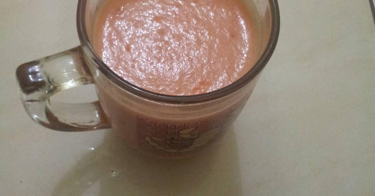 Resep Tomato smoothies