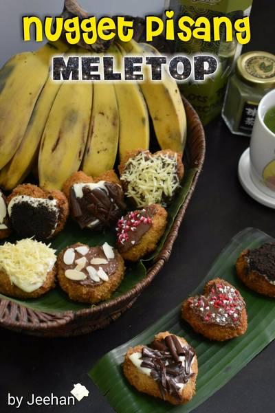 Nugget pisang MELETOP