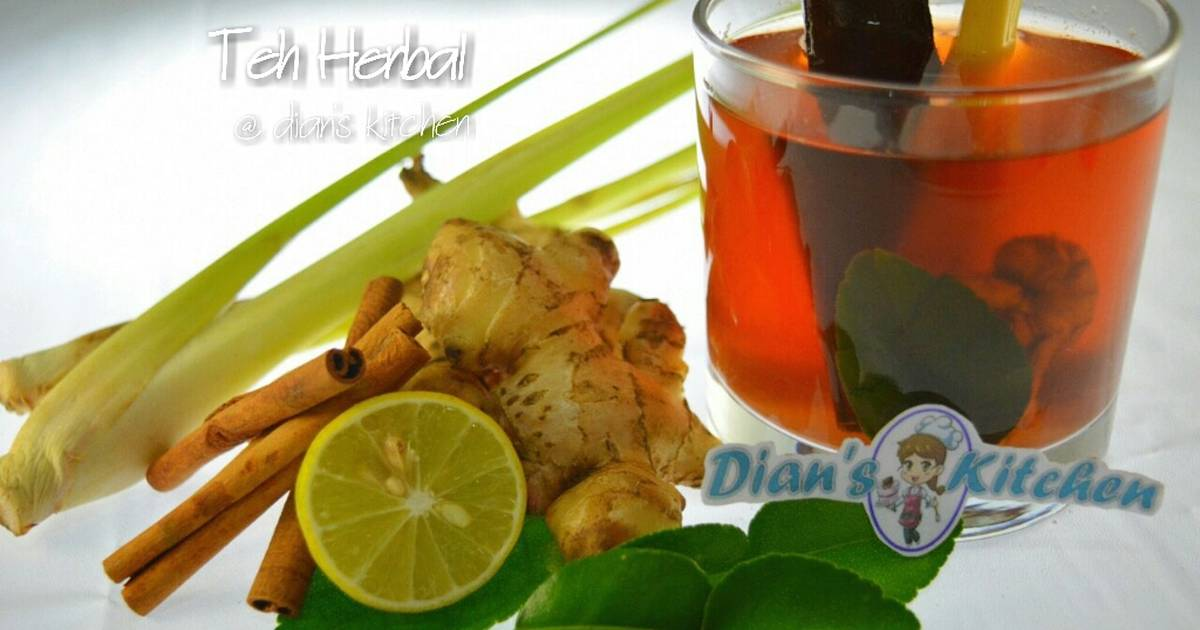 Resep Teh Herbal