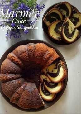 Marmer Cake AKA Bolu Marmer No BP No SP LawThomas