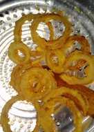 Bombay goreng terigu no msg (Onion ring)